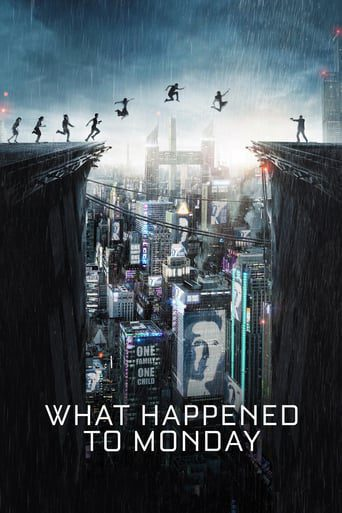 What Happened to Monday (2017) 7 เป็น 7 ตาย